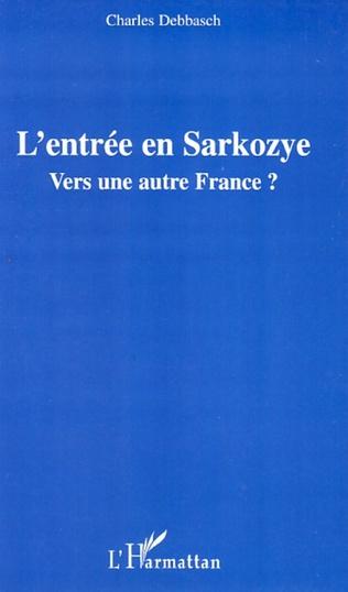 Couverture L'entrée en Sarkozye