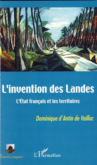 Couverture L'invention des Landes