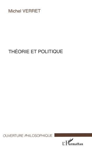 Couverture Théorie et Politique