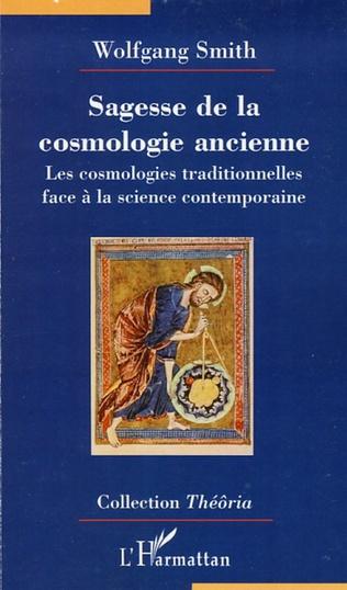 Couverture Sagesse de la cosmologie ancienne
