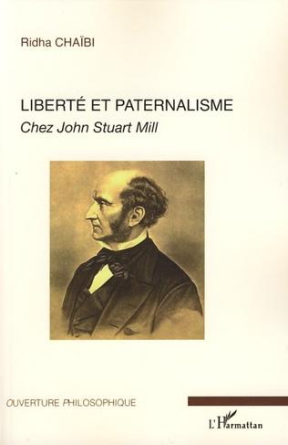Couverture Liberté et paternalisme