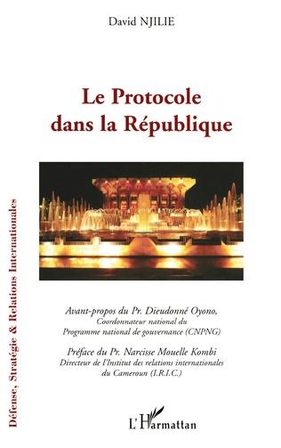 Couverture Le Protocole dans la République