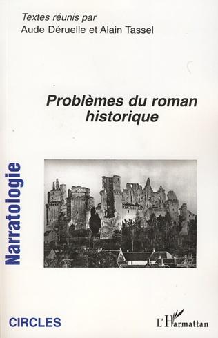 Couverture Problèmes du roman historique