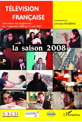 Couverture Télévision française La saison 2008