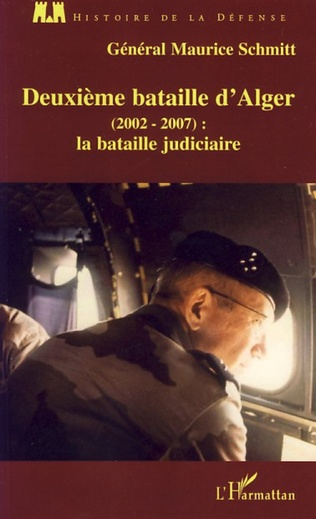 Couverture Deuxième bataille d'Alger (2002-2007) :