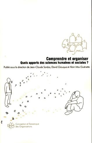 Couverture Comprendre et organiser