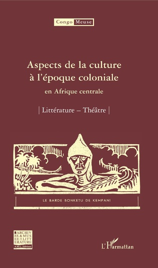 Couverture Aspects de la culture à l'époque coloniale en Afrique centrale