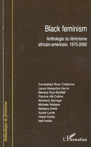 Couverture Black feminism