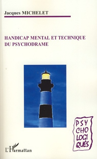 Couverture Handicap mental et technique du psychodrame