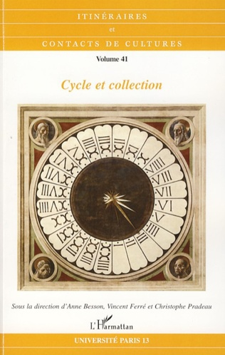 Couverture Cycle et collection