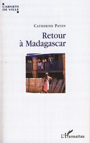 Couverture Retour à Madagascar