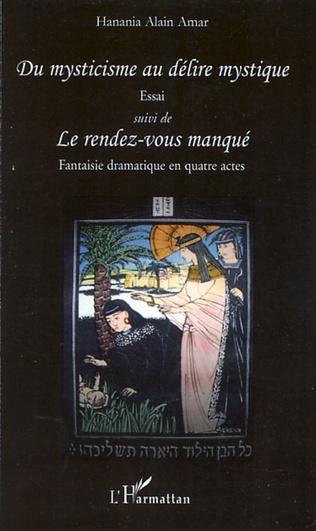 Couverture Du mysticisme au délire mystique - Essai
