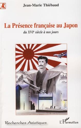 Couverture La Présence française au Japon