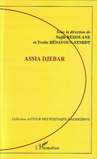 Couverture Assia Djebar