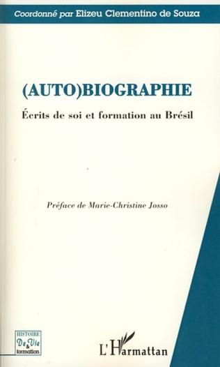 Couverture (Auto) biographie