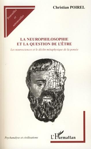 Couverture La neurophilosophie et la question de l'être