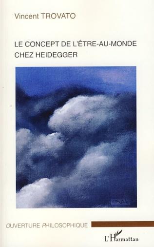 Couverture Le concept d'être-au-monde chez Heidegger