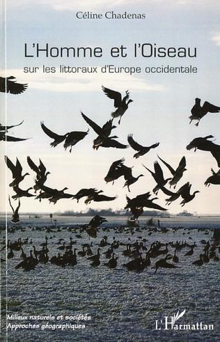 Couverture L'Homme et l'Oiseau sur les littoraux d'Europe occidentale