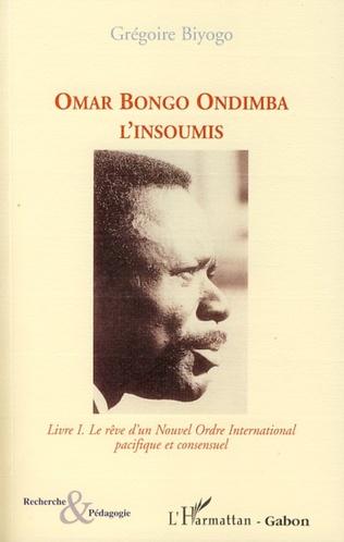 Couverture Omar Bongo Ondimba