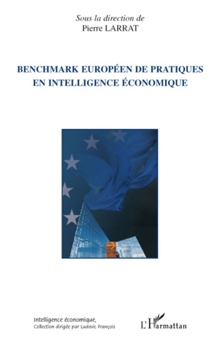 Couverture Benchmark européen de pratiques en intelligence économique
