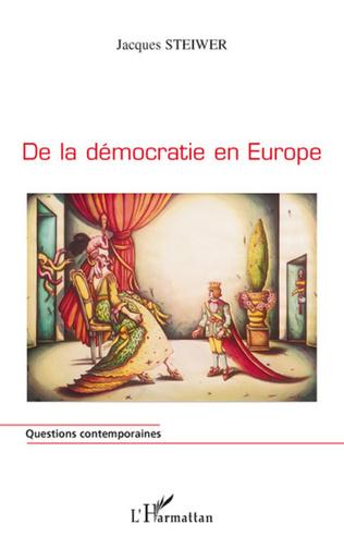 Couverture De la démocratie en Europe