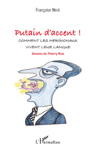 Couverture Putain d'accent !