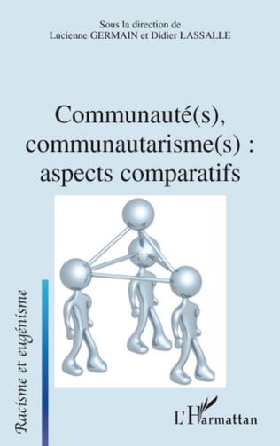 Couverture Communauté(s), communautarisme(s): aspects comparatifs