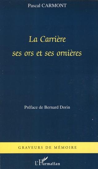Couverture La Carrière