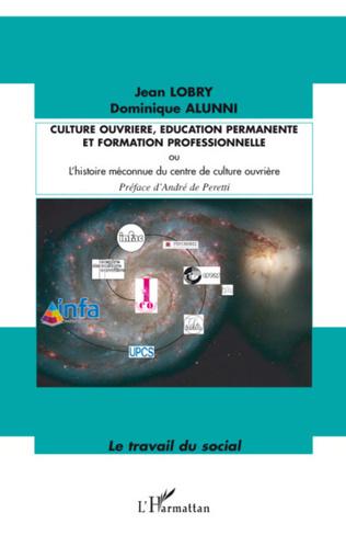 Couverture Culture ouvrière, éducation permanente et formation professionnelle