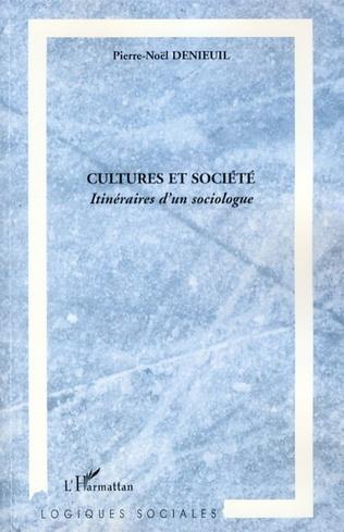 Couverture Cultures et société