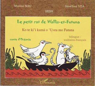 Couverture Le petit rat de Wallis-et-Futuna