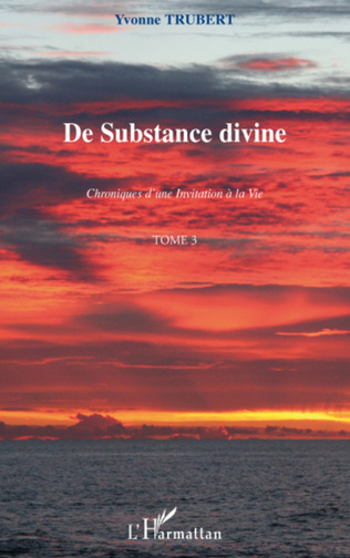 Couverture De substance divine