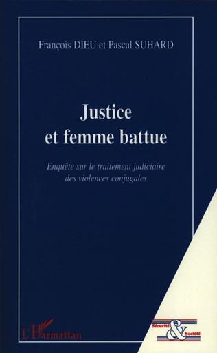 Couverture Justice et femme battue