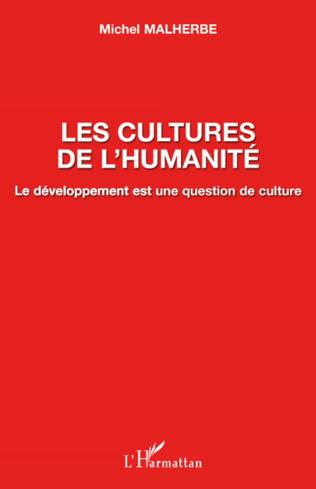 Couverture Les cultures de l'humanité