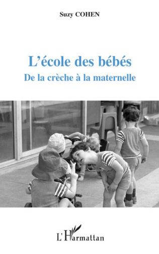 Couverture L'école des bébés