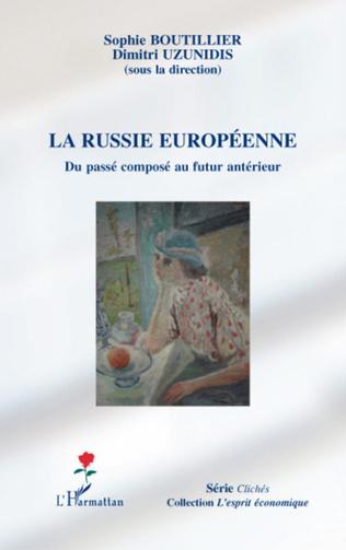 Couverture La Russie européenne