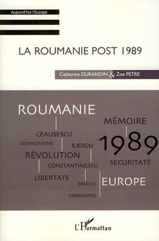 Couverture La Roumanie post 1989