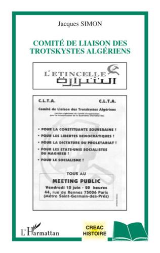 Couverture Comité de liaison des trotskystes algériens