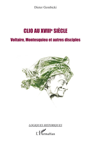 Couverture Clio au XVIIIe siècle