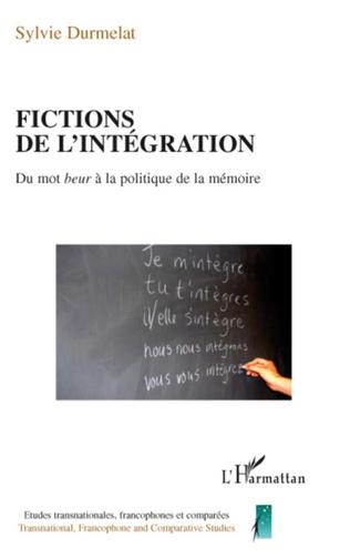 Couverture Fictions de l'intégration