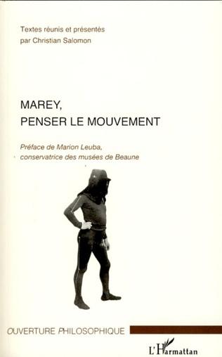 Couverture Marey, penser le mouvement