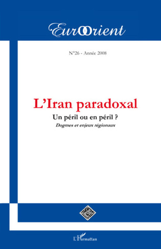 Couverture L'Iran paradoxal