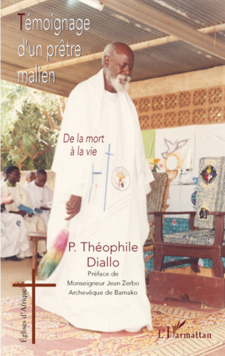 Couverture Témoignage d'un prêtre malien
