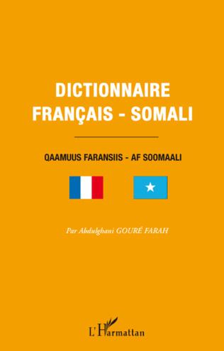 Couverture Dictionnaire français-somali