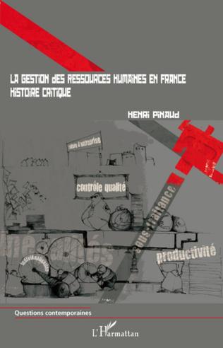 Couverture La gestion des ressources humaines en France