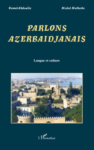 Couverture Parlons Azerbaïdjanais