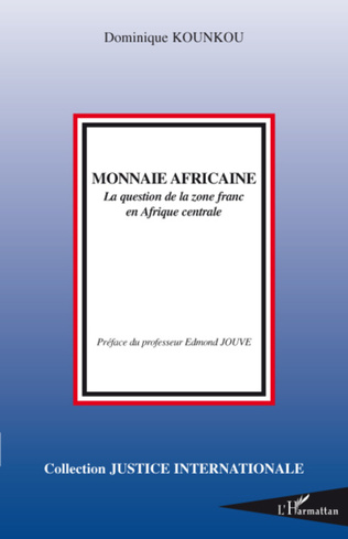 Couverture Monnaie africaine