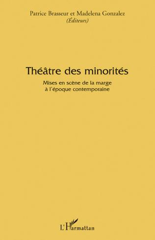 Couverture Théâtre des minorités