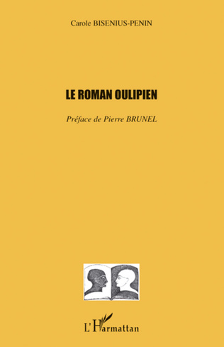 Couverture Le roman oulipien