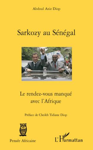 Couverture Sarkozy au Sénégal